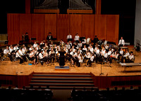 Waukesha, WI  Les Paul Middle School 8th Grade Band Concert 6/2/15
